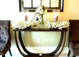entry hall tables round table entrance furniture and decoration australia