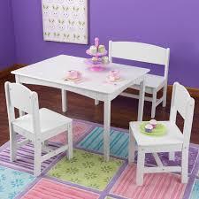 Kidkraft Heart Table And Chair Set Girl Toddler Table And Chair Set Disney Princess Vanity Table And