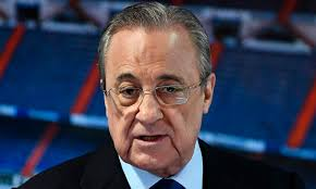 Real Madrid president Florentino Perez says European Super League is  'responding to wishes of fans'