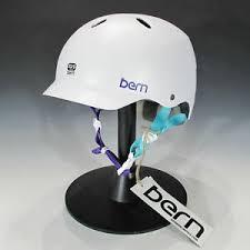 Bern Womens Helmet Size Chart Details About Bern Lenox Womens Certified Bike Helmet Satin White Xs S Multi Sport Skate