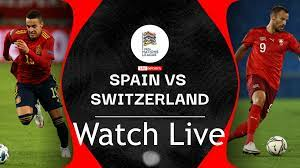 UNL Live: Spain vs Switzerland Reddit Soccer Streams 10 Oct 2020