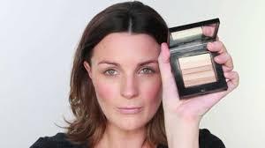 how to wear bronzer blusher
