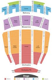 Seating Chart For Ovens Auditorium In Charlotte Ovens Auditorium Seating Chart Charlotte
