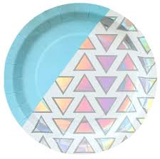 mermaid paper plates little . Mermaid Paper Plates Party Under The Sea Little Supplies \u2013 ByCode