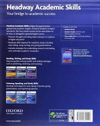 headway academic skills reading writing and study skills headway academic skills 1 reading writing and study skills student s book amazon co uk richard harrison 9780194741590 books