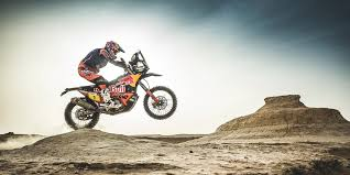 2018 ktm 450 rally. wonderful 450 ktmu0027s new dakar bike comes flying out of the traps in 2018 ktm 450 rally t