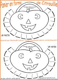 Panier En Forme De Citrouille Pour Notre Sorci Re D Halloween