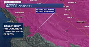 Excessive Heat Warning and Heat ...