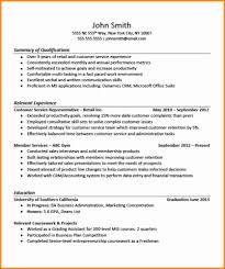 Example Of CV With Internship Experiance   applicationsformat info