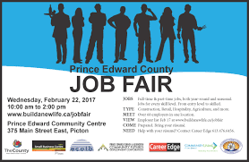 job fair preparation career edge there is an upcoming job fair in prince edward county and we want to make sure you are ready