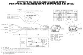 Boss Snow Plow Light Wiring Diagram Curtis Snow Plow Headlight Wiring Schematic Wiring Diagram