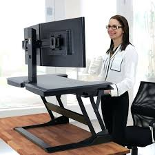 desk desk conversions dual monitor freestanding desk mount monitor freestanding desk mount standing desk adjule