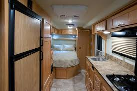 Travel trailers interior Fireplace Total Length Femagov The 21 Foot Escape