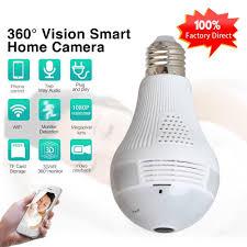 960p 1080p Fisheye Ip Camera Wireless Wifi Camera Home Security