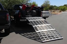 ATV Loading Ramp - Shark Kage | Shark Kage | Pinterest | Motorcycle ...