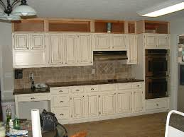 Finishing Kitchen Cabinets N Hance Within Refinished Kitchen Cabinets Before And After Amys
