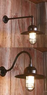 add rustic charm to your accent walls with barn light wall sconces the multi