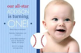 Birthday Invitation Card Templates Free Download Stunning New Baby First Birthday Invitations And First Birthday Invitations
