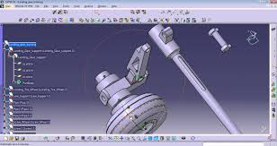 Catia Aircraft Design Tutorial Pdf Catia V5 Training Part 10 Landing Gear Assembly