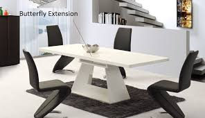 black and white marble gloss extra round chairs harveys big large extending dining table high tables