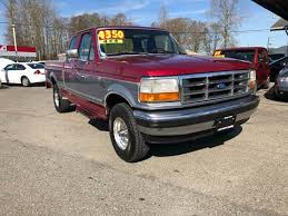 1995 Ford F-150 for sale in Sedro Woolley, WA