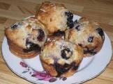 blueberry muffins   fat free  sugar free  cholesterol free