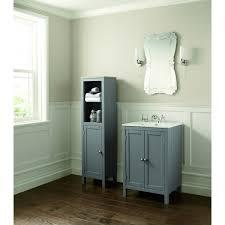 freestanding bathroom vanity. Etienne Ceramic Basin 600mm \u0026 Dove Grey Vanity Unit Freestanding Bathroom R