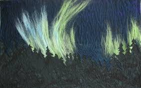 Kathy's High-Fibre Art Diet: More of the northern lights & This is the second art quilt in my Northern Lights series and you will see  many similarities in design to the first one . . . for this art quilt, ... Adamdwight.com
