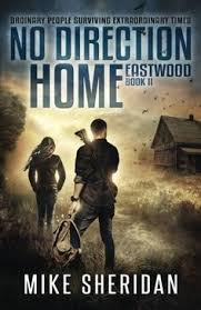 eastwood book two in the no direction home series volum s book cover designbook