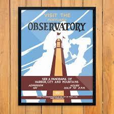 Breakwater Bay Visit The Portland Maine Observatory
