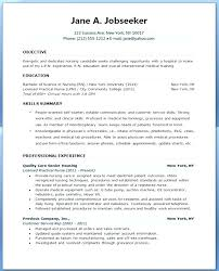 Free Resume Templates For Nurses Beauteous Resume Templates For Nurses Brilliant Ideas Of Nursing Resumes