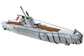 <b>Конструктор COBI</b> Подводная лодка U-boot U-48 VII B 1:100 ...