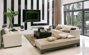 Small Picture Interior House Designs Photos With Modern Black And White Wall
