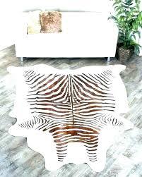 genuine cowhide rug nz real rugs animal fur brown cow