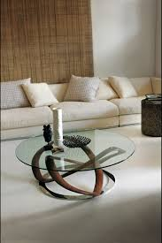 Infinity Coffee Table Coffee Table Contemporary Metal Solid Wood Infinity By S