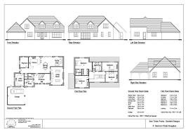 decorative self build house plans 14 unique design ideas uk ireland georgian