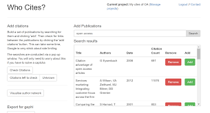 4 New Things About Google Scholar Ui Recommendations And