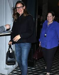 Jennifer Garner & Ina Garten Dinner at Craigs - PureWow