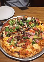 photo of round table pizza fountain valley ca united states half king