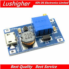 <b>3Pcs dc</b>-<b>dc 5v</b>/9v/12v/28v boost converter adjustable step up *power ...