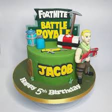 Fortnite Cake Ideas Birthdaycakeformancf