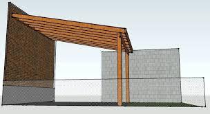 patio roof design cover plans designs blueprint build your or free blueprints i80