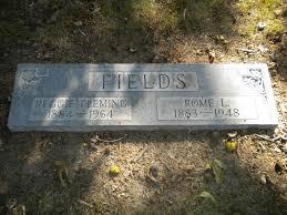 "Reginald ""Reggie"" Fleming Fields (1884-1964) - Find A Grave Memorial"