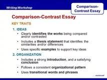 comparison and contrast essay topics how to write a compare and contrast essay wikihow