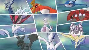 Top 10 Best Pokemon Sun & Moon Legendaries