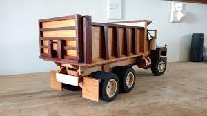 mack dump truck from gatto plans