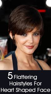Hair Style For Narrow Face shorthairstylesforheartshapedfaces2 haircut pinterest 6769 by wearticles.com