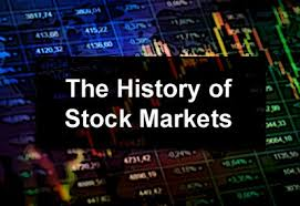 Available source files and icon fonts for both personal and commercial use. The History Of Stock Markets