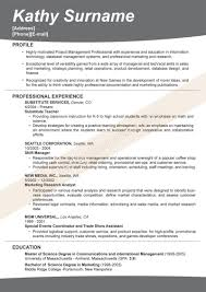 How To Write An Effective Resume Examples
