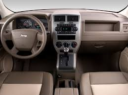 Image: 2009 Jeep Patriot FWD 4-door Limited Dashboard, size: 1024 ...